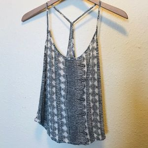 Urban Outfitters Ecote Skinny Strap Racerback tank